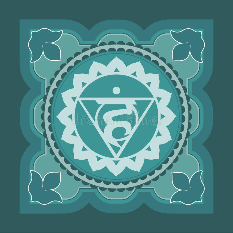 Chakra stock illustration
