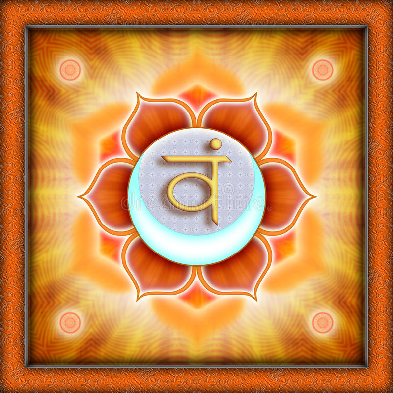 Free Chakra Swadhisthana Royalty Free Stock Image - 10628496