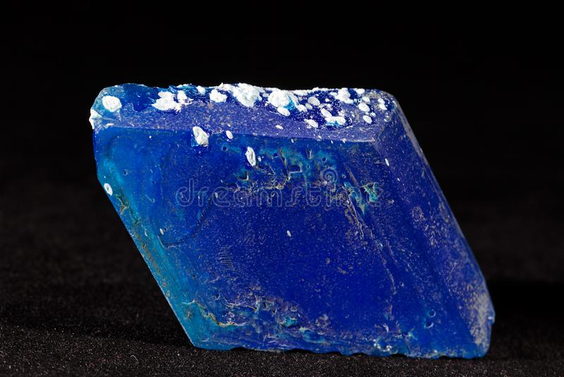 chalcanthite μετάλλευμα στοκ εικόνες με δικαίωμα ελεύθερης χρήσης