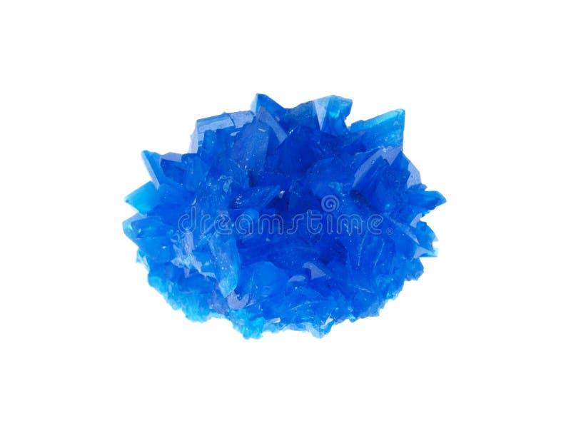 Download Chalcanthite/Blue Stone. Origin: Germany Stock Photo - Image: 26521884