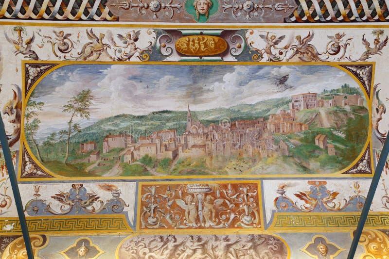 Chalet Farnese - Guardroom fotos de archivo