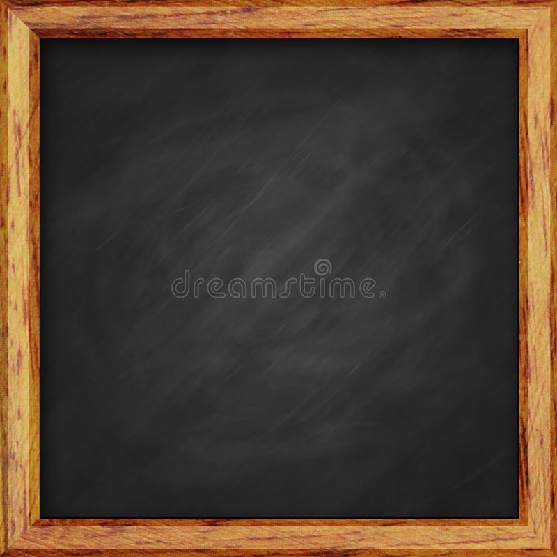 Chalk Board. stock photo