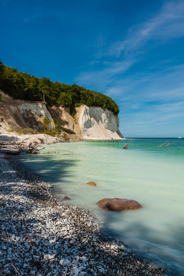 Download Chalk cliffs stock photo. Image of white, cliff, idyll - 24246284