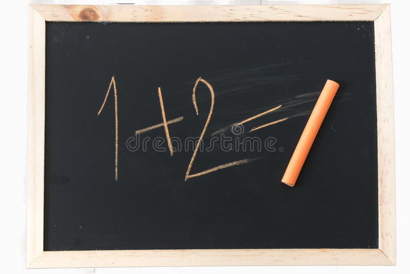Chalk. Isolated  isolated stock images