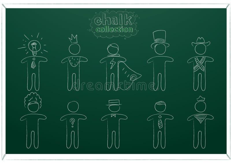 Chalk people