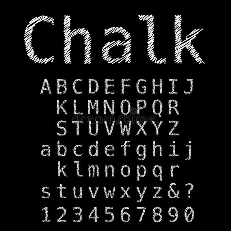 Free Chalk Scribble Royalty Free Stock Photo - 112742555