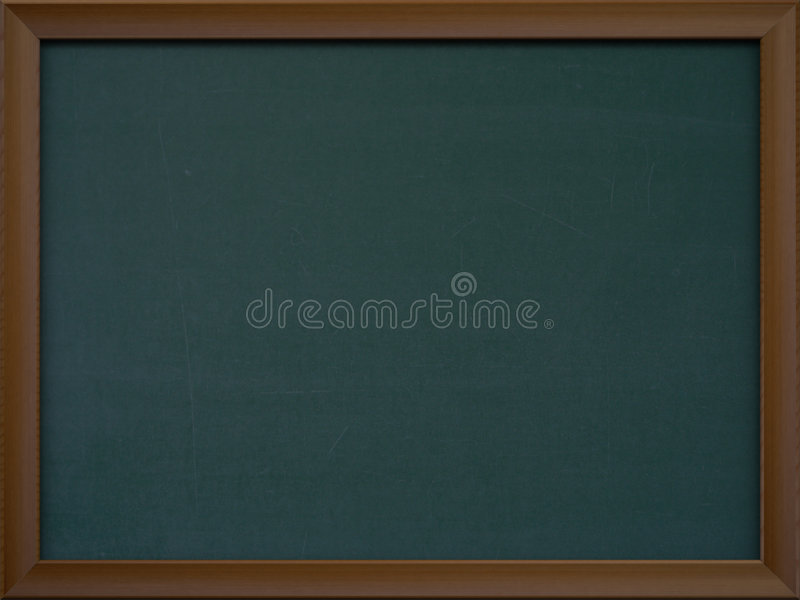 Download Chalkboard 2 stock illustration. Illustration of forgetful - 4063638