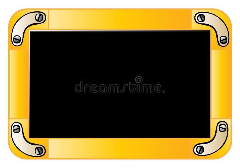 Download Chalkboard stock vector. Illustration of back, draw, chalk - 6104954