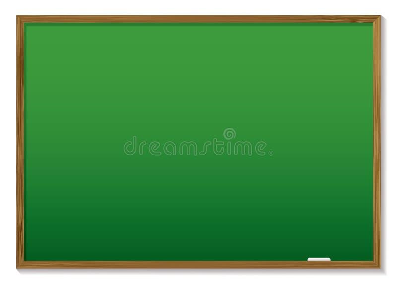 chalkboard royalty ilustracja