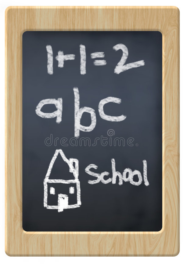 Chalkboard stock photography