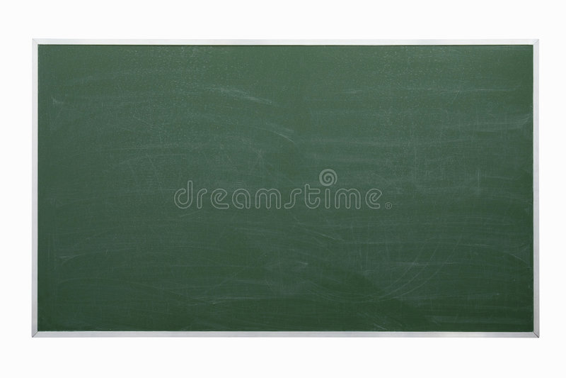 chalkboard zieleń obraz stock