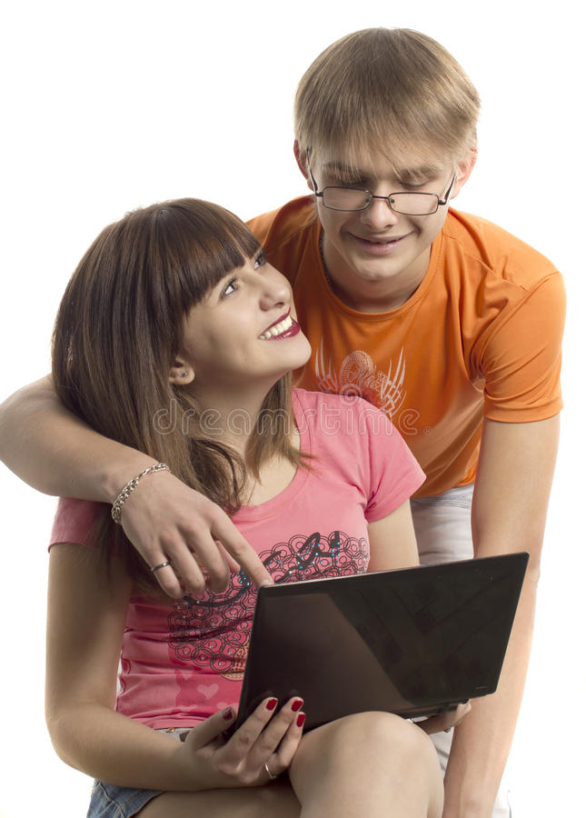 Download Challenge stock image. Image of computer, smile, serious - 22647755