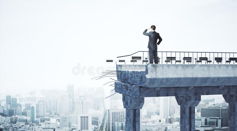 Challenge and research concept royalty free stock image