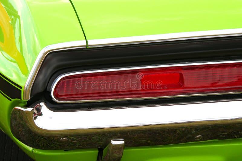 Challenger φως ουρών στοκ φωτογραφίες με δικαίωμα ελεύθερης χρήσης