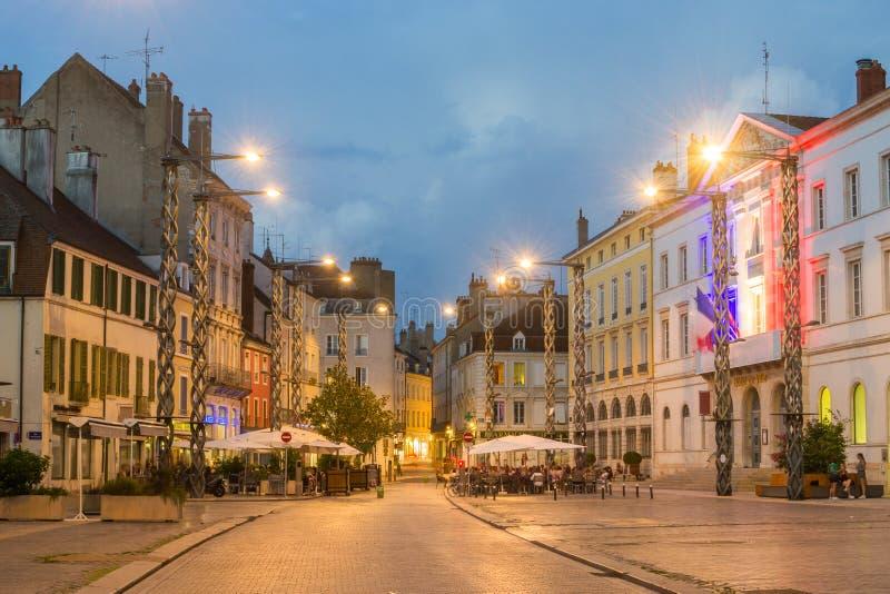 Chalon-sur-Saone, Francia fotos de archivo libres de regalías