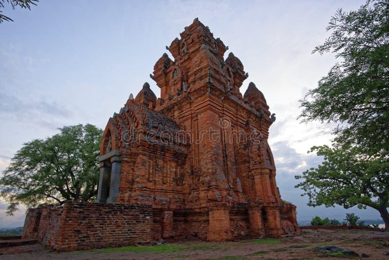 Cham si eleva, Ninh Thuan, Vietnam - 9 ottobre 2016 immagini stock