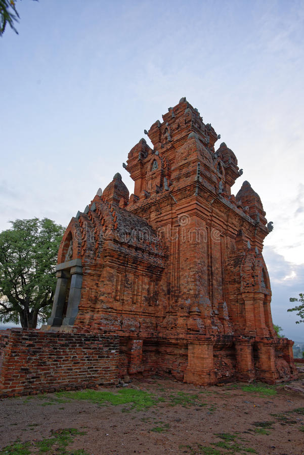Cham si eleva 9 ottobre 2016, Ninh Thuan, Vietnam - - fotografia stock libera da diritti