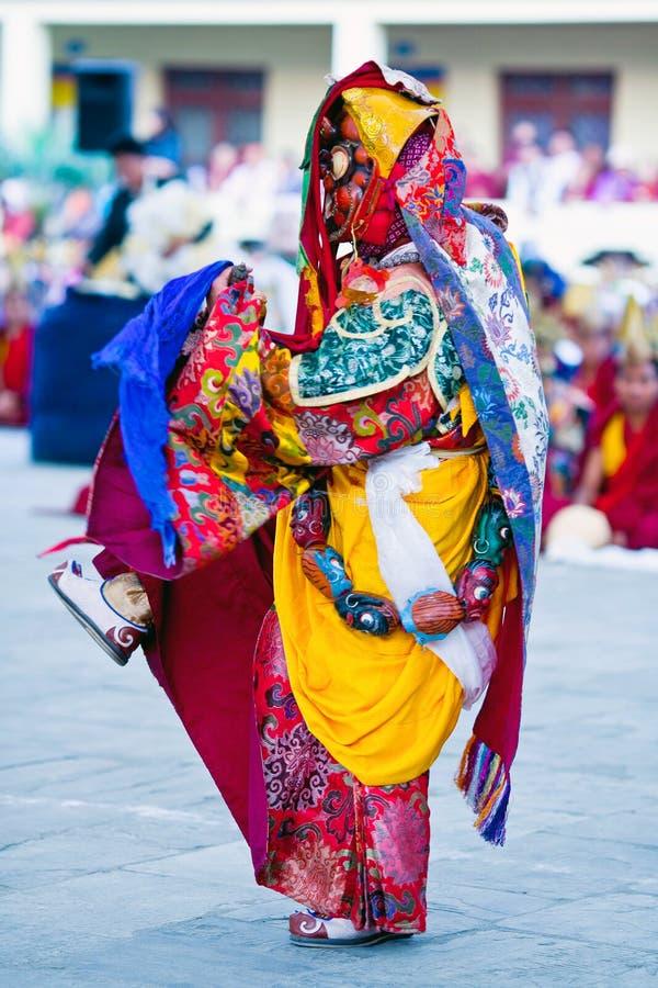 Cham tajemnica, Nepal zdjęcie stock