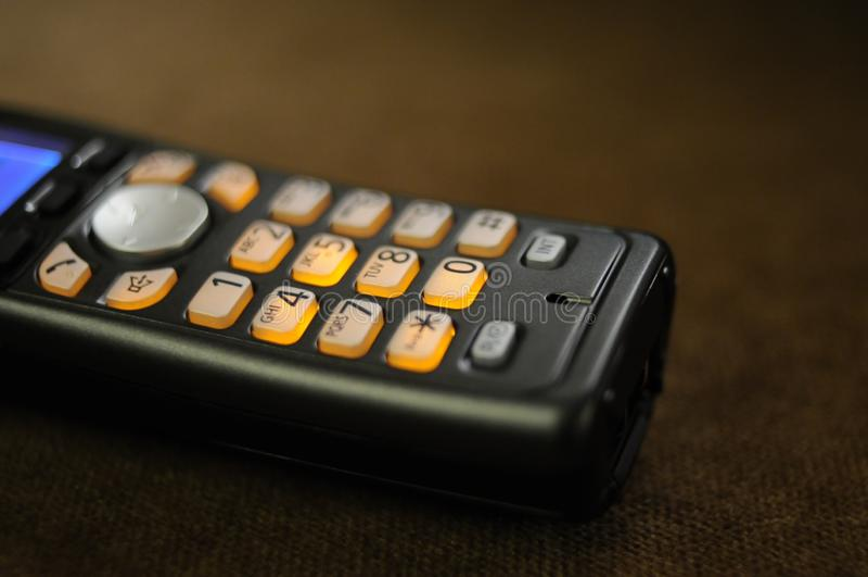Chamada de Telephon para você!! foto de stock royalty free