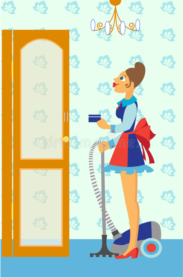 Free Chambermaid Stock Images - 10414524