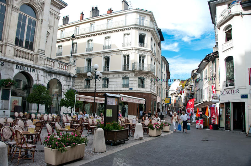 Chambery royalty free stock images