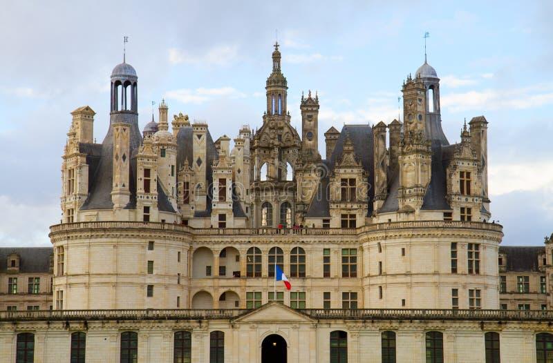 Download Chambord Schloss In Frankreich Stockfoto - Bild von luxus, chateaux: 27727520