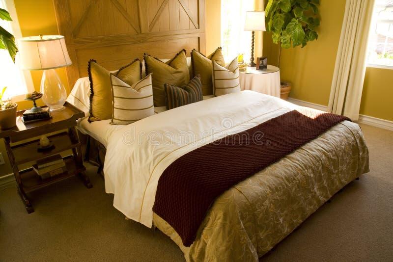 Chambre à coucher 1801 images stock
