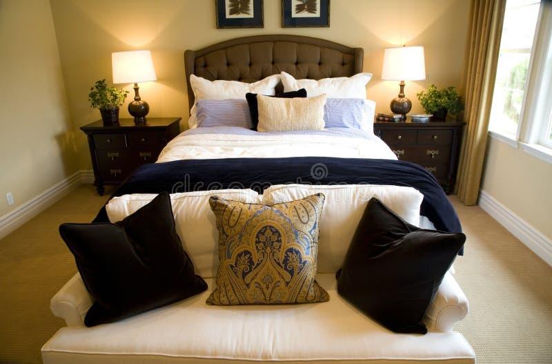 Chambre à coucher 2390 photos stock
