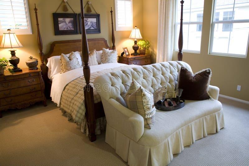 Chambre à coucher 2430 images stock