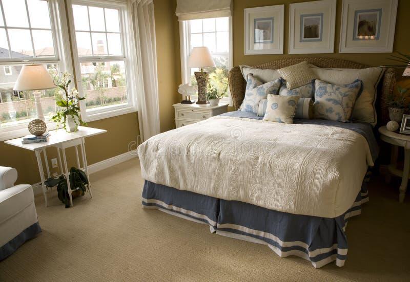 Chambre à coucher 2633 photographie stock