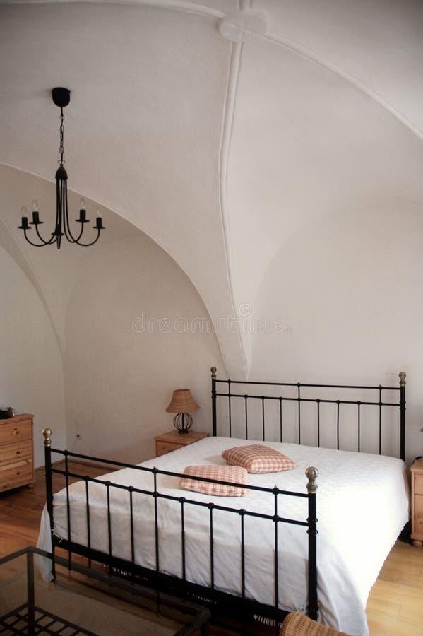 Download Chambre à coucher photo stock. Image du vaults, sommeil - 742108