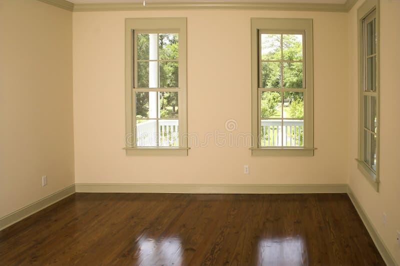 Chambre à coucher non meublée photos stock