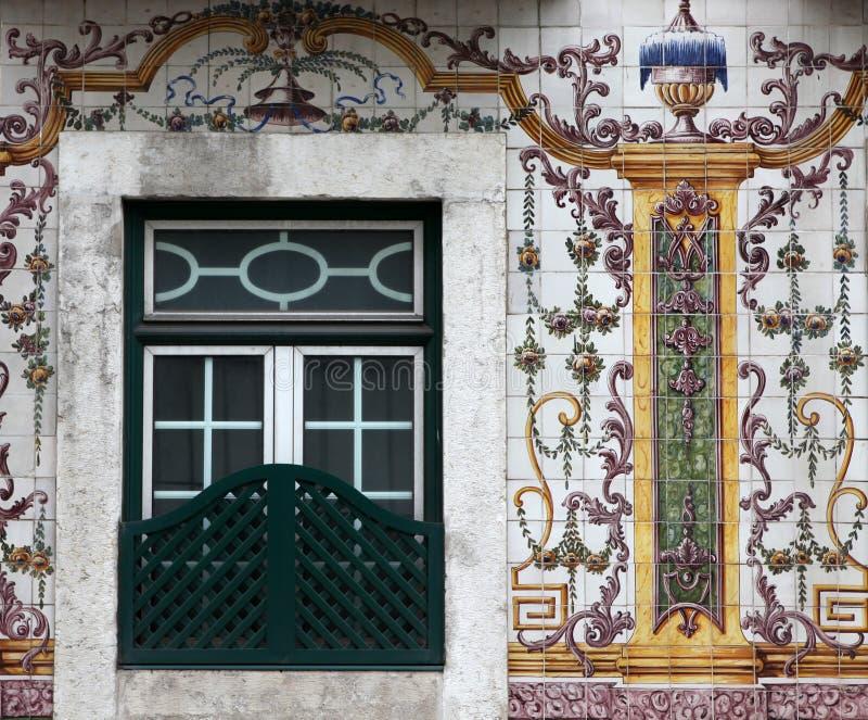 Chambre à Lisbonne photographie stock