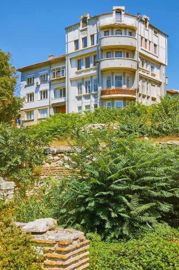 Chambre à Varna image stock