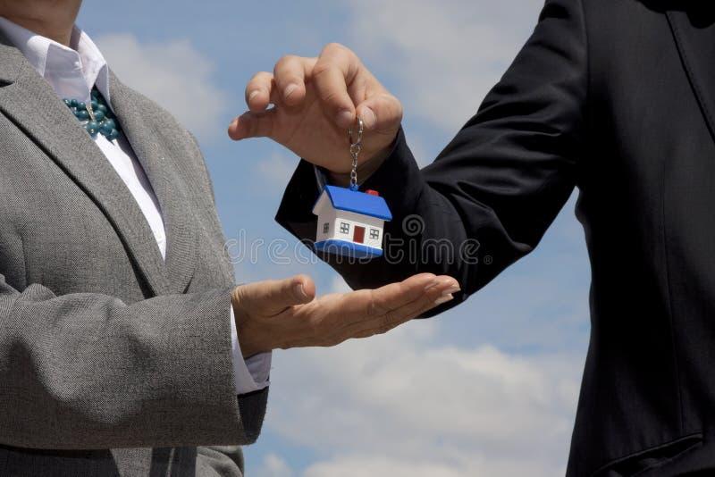 Chambre à vendre image libre de droits