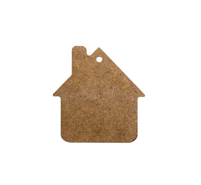 Chambre, boîte, plate, carton, maison, fond, paquet, pièce, St photographie stock