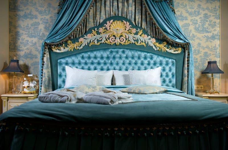 chambre d'hôtel de luxe photo stock. image du élégant - 17504448