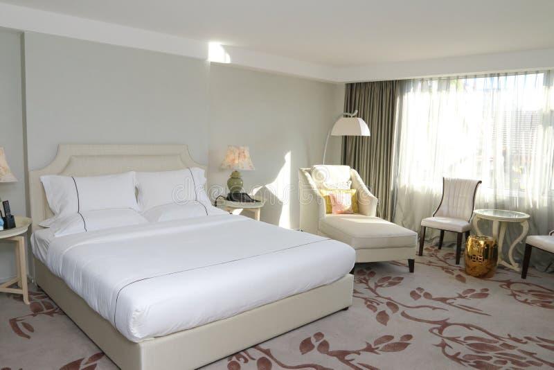 Chambre d'hôtel photo libre de droits