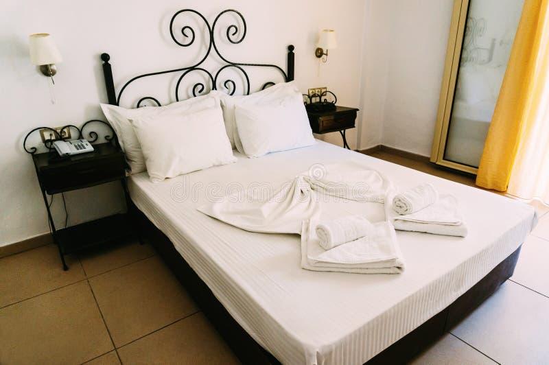 Chambre d'hôtel de Santo Domingo images stock