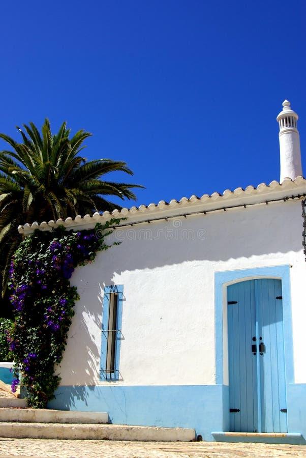 Chambre dans Algarve photo libre de droits