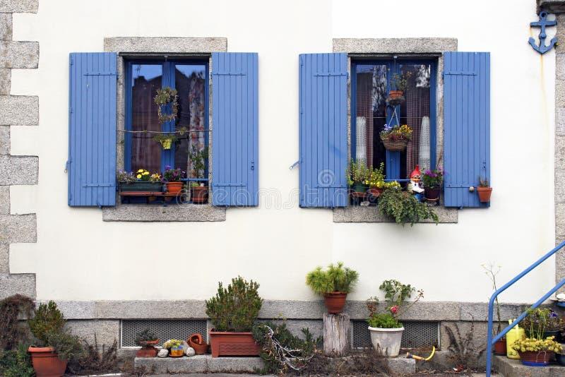 Chambre dans Brittany images libres de droits