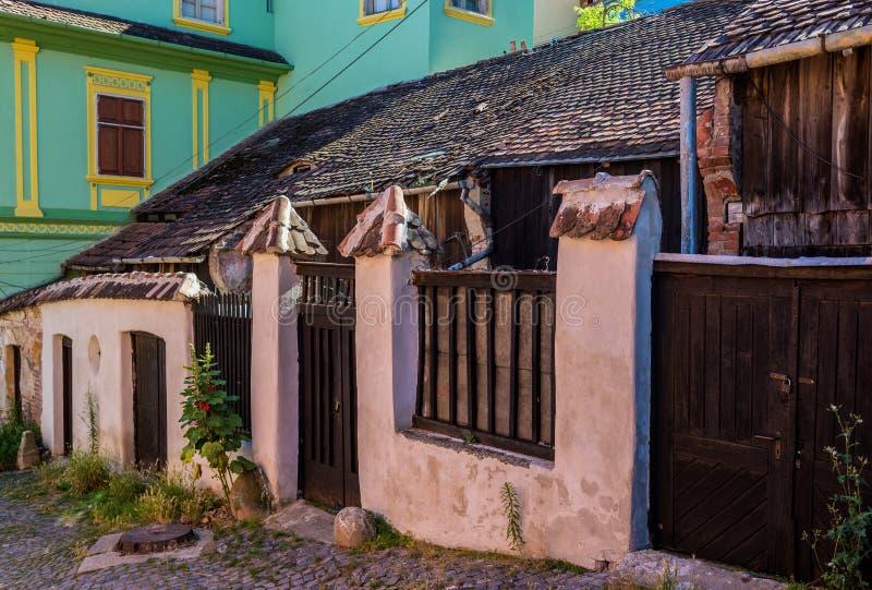 Download Chambre dans Sighisoara photo stock. Image du isolé, pays - 76077516