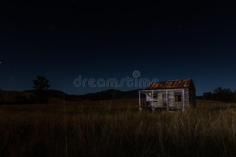 Chambre dans une ferme photos libres de droits