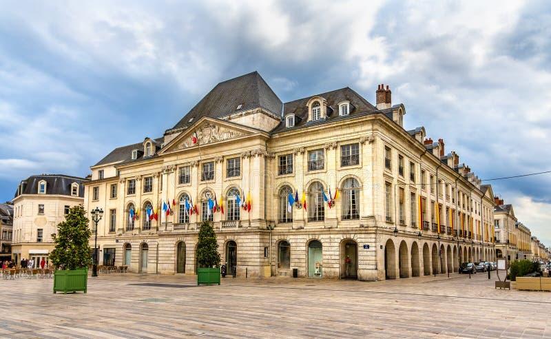 Chambre de commerce du loiret in orleans stock photo for Chambre en france