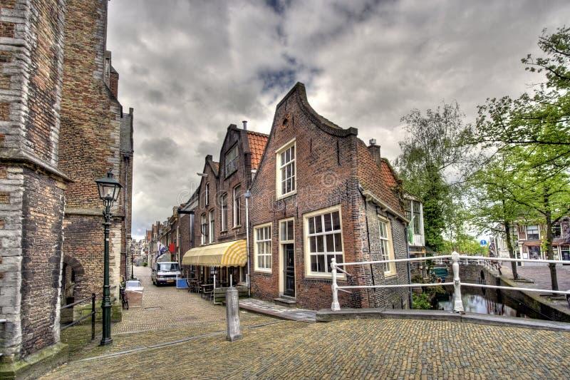 Chambre de Delft photo stock
