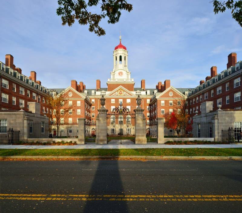 Chambre de Dunster, Université d'Harvard image stock