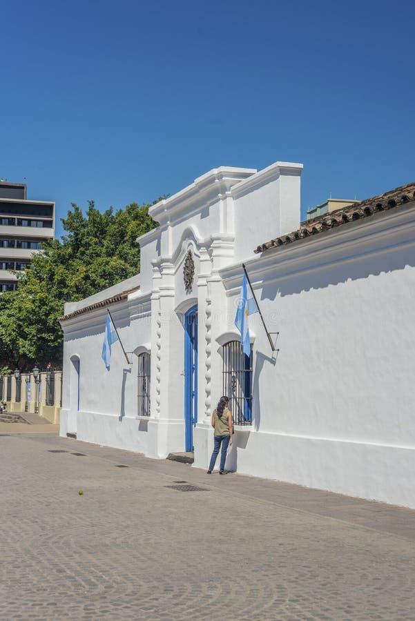Chambre de l'indépendance à Tucuman, Argentine images stock