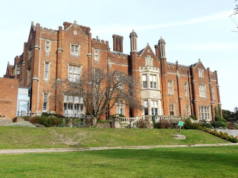 Chambre de Latimer un manoir de style Tudor, Latimer, Buckinghamshire photo stock