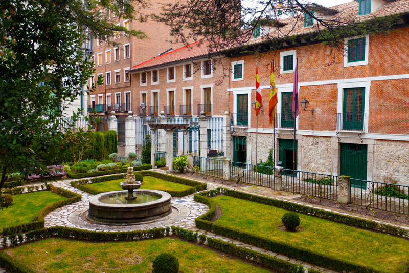 Chambre de Miguel de Cervantes photographie stock libre de droits