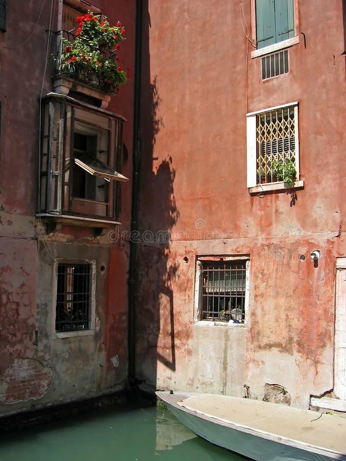 Chambre de Venise images stock